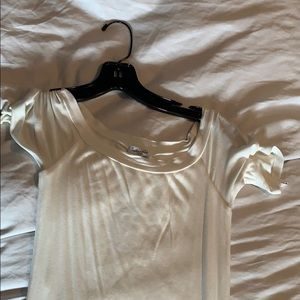White dress never worn with tag